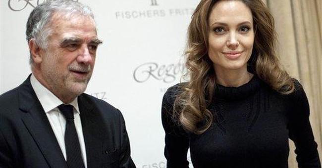 Jolie says she has idea for Afghanistan movie