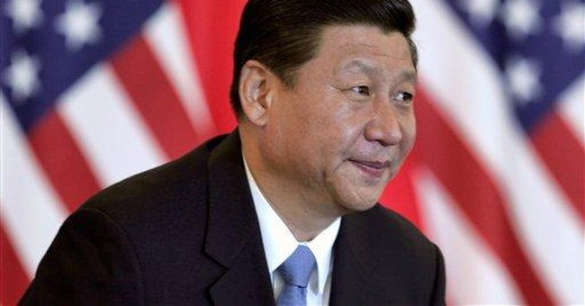 China VP flies to US for getting-acquainted visit