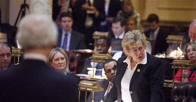 NJ Senate OKs gay marriage bill in milestone vote