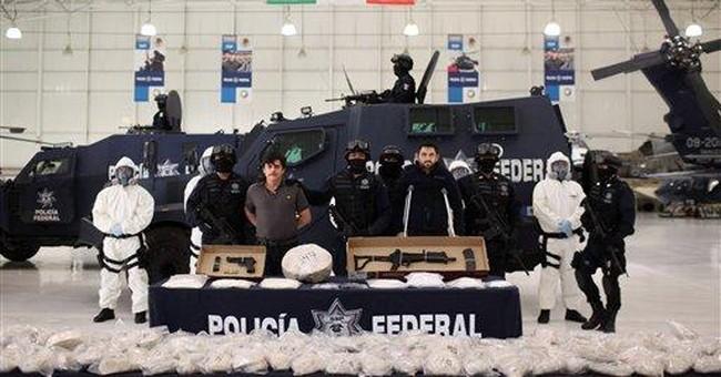 Drug maker for 'El Chapo' seized in Mexico