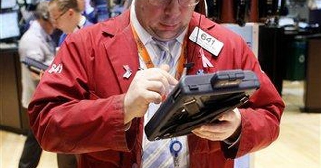 Stocks stage late rally and finish flat
