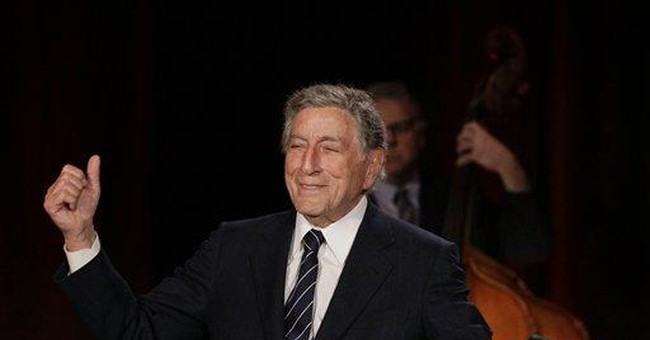 Tony Bennett honored on Valentine's Day in SF