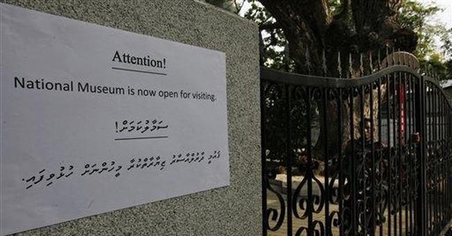 Maldives museum reopens minus smashed Hindu images