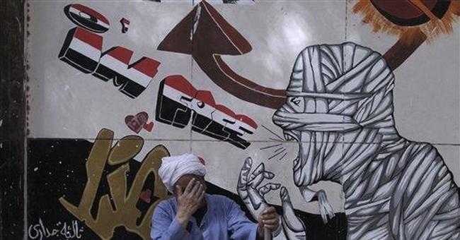 Egypt releases Australian journalist, US student