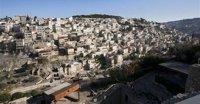 Israel OKs tourist center in tense Arab area