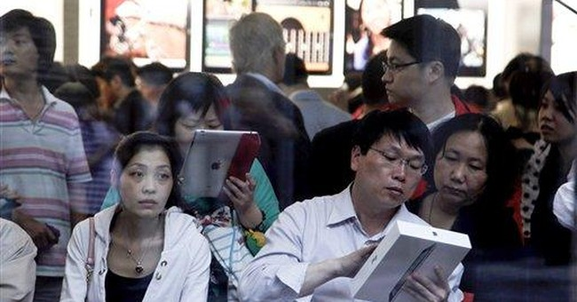Chinese company to seek ban on iPad import, export
