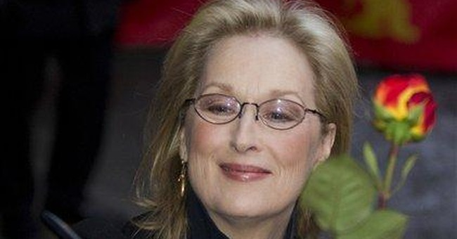 Streep says she enjoys playing difficult women