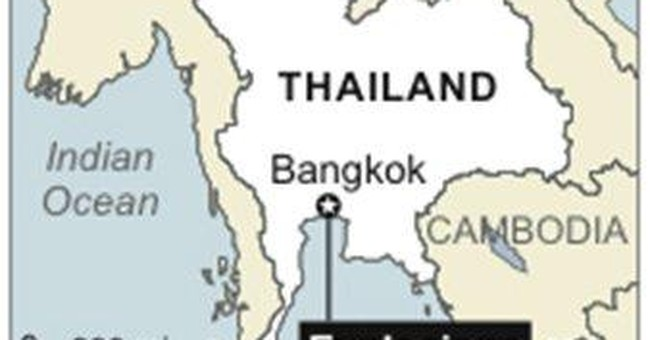 Thailand: Iranians' targets were Israeli diplomats