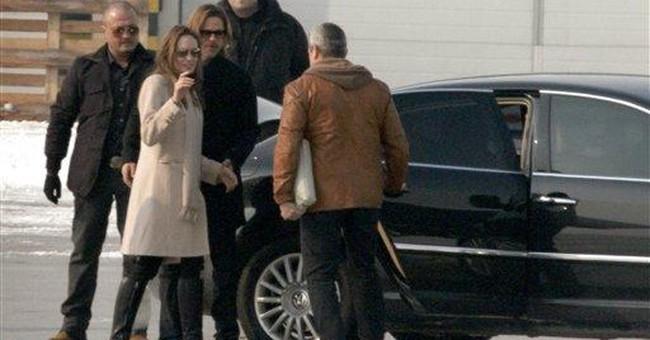 Jolie hopes her film draws notice to Syria