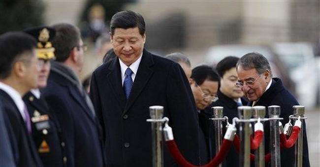 Visit offers little insight into next China leader