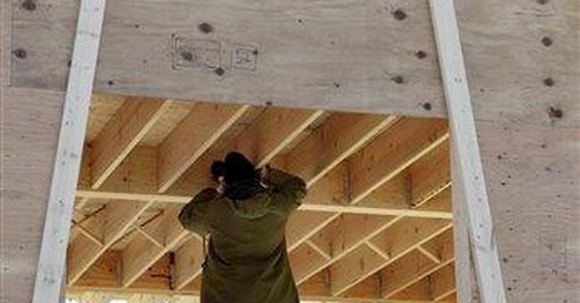 Homebuilder optimism rises for 5th straight month