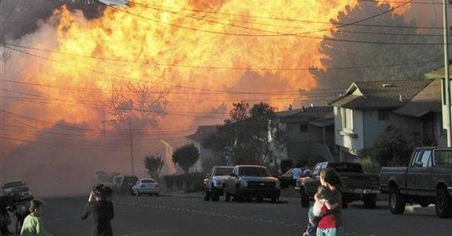 City: PG&E stops talks on fund for pipeline blast