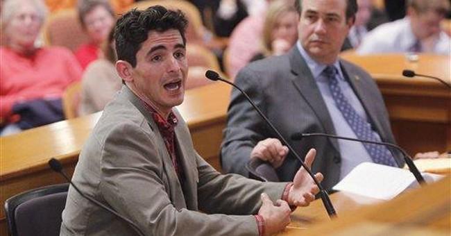 Colorado civil union bill advances toward showdown