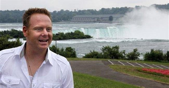Wallenda's Niagara Falls tightrope walk is a go