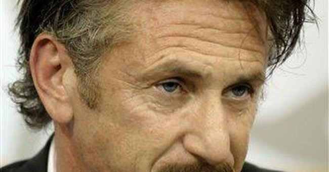 Sean Penn: Prince William is provoking Argentina