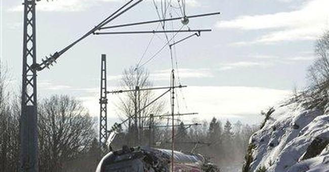 Norway postpones train testing after derailment