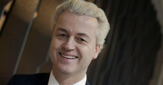 Dutch lawmaker tells critics to mind own business