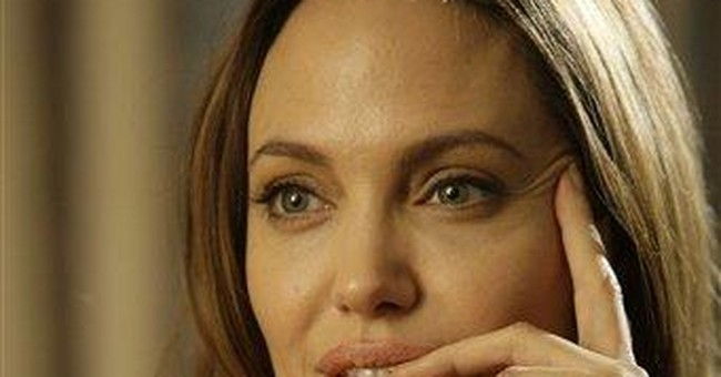 AP Interview: Jolie says directing inspired her