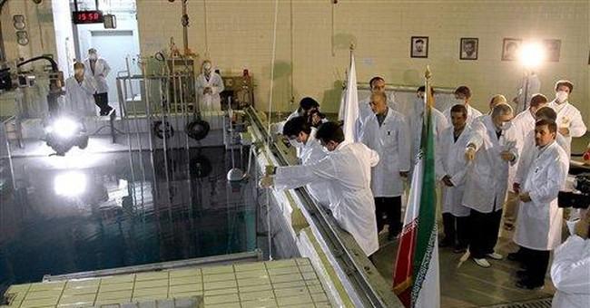 AP Exclusive: Iran poised for big nuke jump
