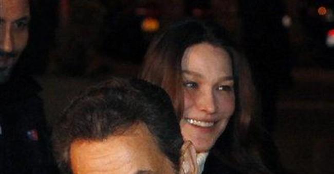 Sarkozy looks for mojo as re-election bid revs up