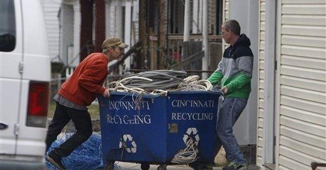 Cincinnati toughens scrap-metal sale restrictions