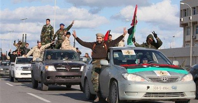 McCain urges Libyan militias to join national army