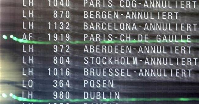 Strike leads to 151 cancelled flights at Frankfurt