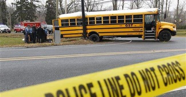 Feds probe belt use in fatal NJ school bus crash