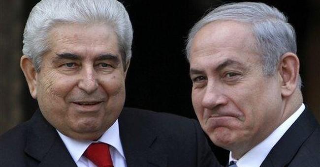 Israeli leader pays historic visit to Cyprus