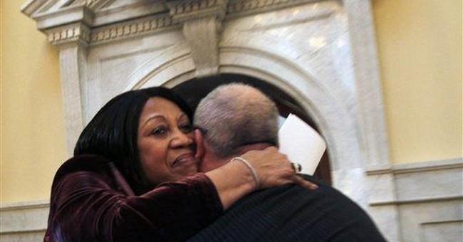 NJ Gov. Christie vetoes gay marriage bill as vowed