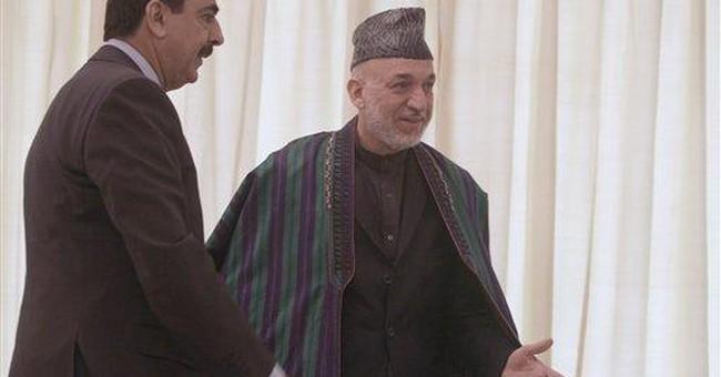 Afghan leader meets Taliban-linked cleric