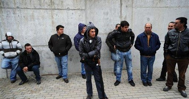 Bailed-out Portugal's jobless rate hits new record