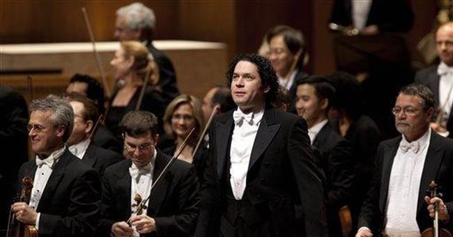 Dudamel and LA Philharmonic make waves in Caracas