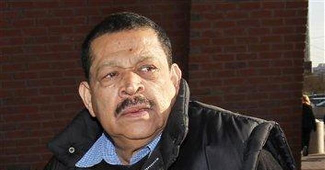 Salvadoran charged in priest deaths denies perjury