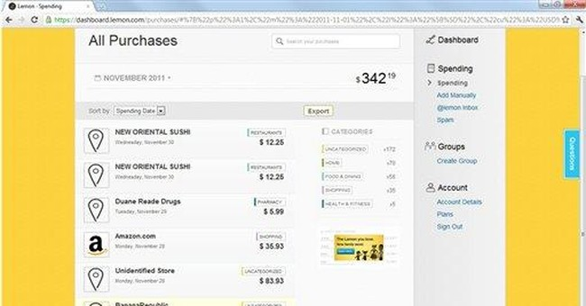 Review: 3 online services that track your spending