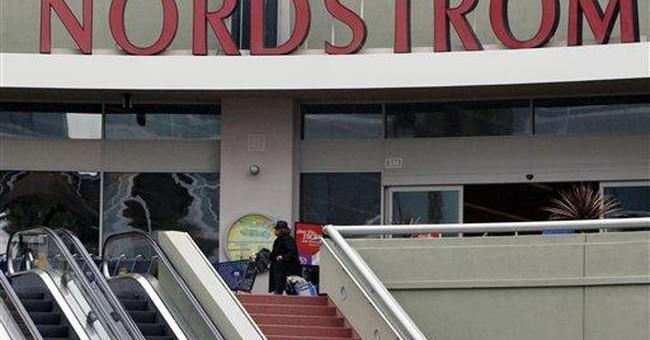 Nordstrom's 4Q profit rises 1.7 percent