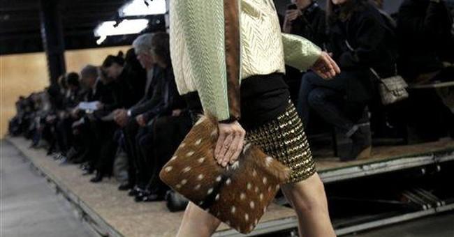 Proenza Schouler puts twist on Fashion Week trends