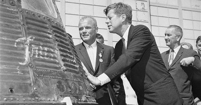 Godspeed John Glenn: 50 years since first US orbit