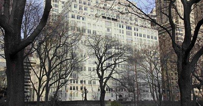 NYC apartment sells for $88 million