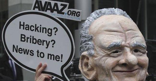 Tony Blair's wife sues over UK phone hacking