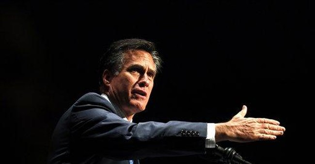 Romney takes on world as he vies for presidency