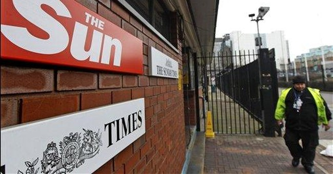 Murdoch's challenge: Keep scoops, hold the sleaze