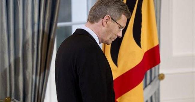 Pressure growing on German president over scandal
