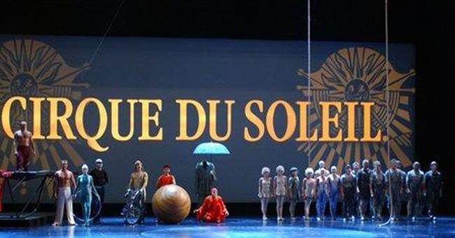 Cirque du Soleil plans one-time-only Oscar piece