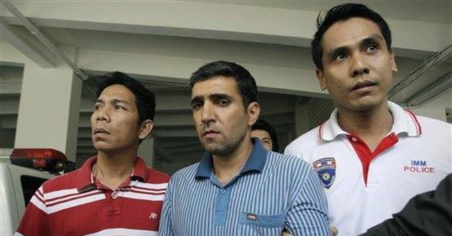 Thailand questions 'open door' after terror plot