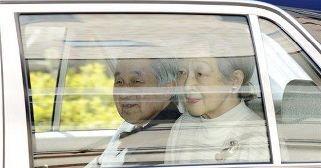 Japan's emperor enters hospital for heart surgery