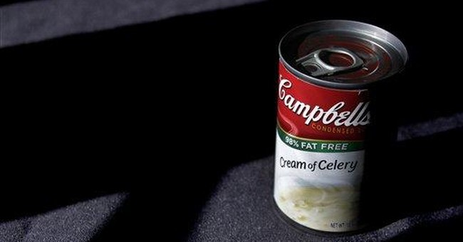 Campbell Soup 2Q net declines, but beats Street