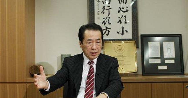 Ex-PM: Japan was unprepared for nuke crisis