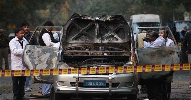 Israel says Iran, Hezbollah plotting attacks