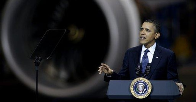 Obama: Manufacturing rebounding after painful time